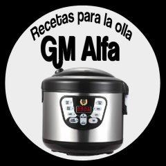 Recetas para la olla GM Alfa